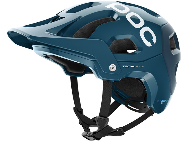 POC Tectal Race Spin Helmet antimony blue